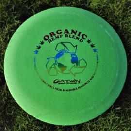 Organic Hemp Assassin by Gateway Disc Sports – Green, 174 grams