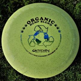 Organic Hemp Assassin by Gateway Disc Sports