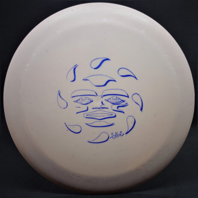 150 class Helios golf disc by Snap Discs