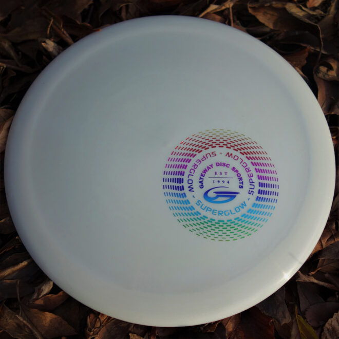 Glow Journey Golf Disc by Gateway