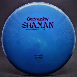 Diamond Shaman Putter Golf Disc by Gateway Disc Sports